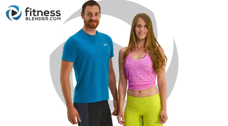 Shoulder Sculpting Workout with Kelli and Daniel – Shoulder Workout for Strength