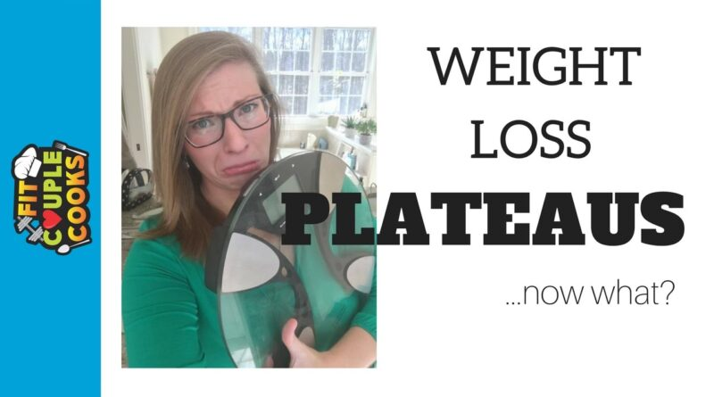 The TRUTH About WEIGHT LOSS PLATEAUS
